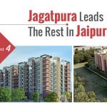 Jagatpura Leads The Rest In Jaipur