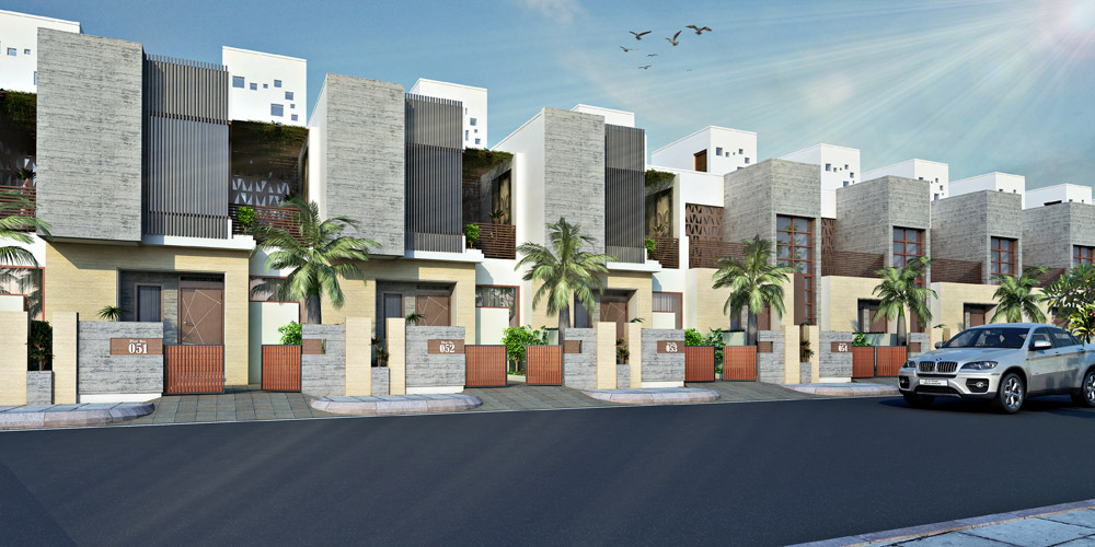 independent villas in jaipur