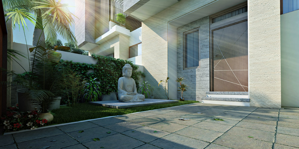 luxury villas in jaipur