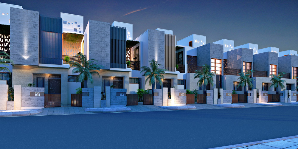 3 bhk villas in jaipur
