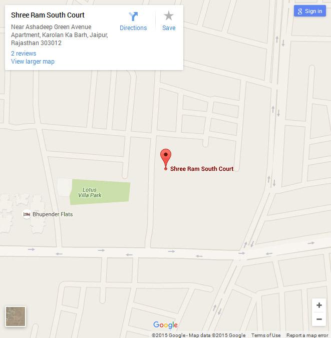 Jaipur Map Pdf